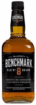 Benchmark Old No. 8 Brand Kentucky Straight Bourbon Whiskey 750ml