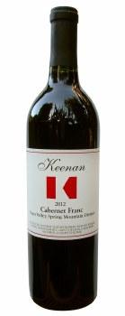 Keenan Cabernet Franc 750ml