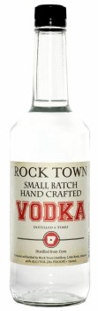 Rock Town Vodka Plastic 1.75L