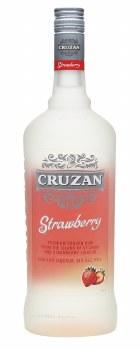 Cruzan Strawberry Rum 750ml