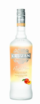 Cruzan Peach Rum 750ml