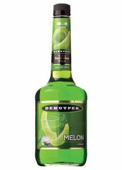 DeKuyper Melon Schnapps Liqueur 1L