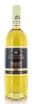 Le Tertre du Lys Dor Sauternes 375ml