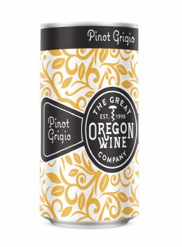 The Great Oregon Pinot Gris 375ml Can