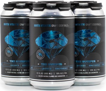 25TH State The Hotspur 4pk 12oz Can
