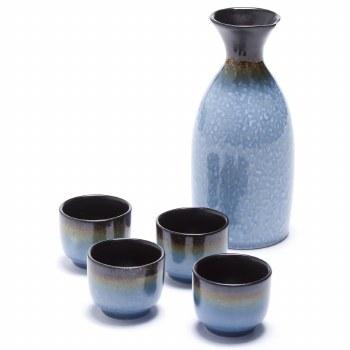 Osaka Sake 5pc Set