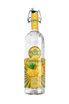 360 Pineapple Vodka 750ml