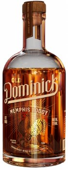 Old Dominick Memphis Toddy Bourbon Whiskey 750ml