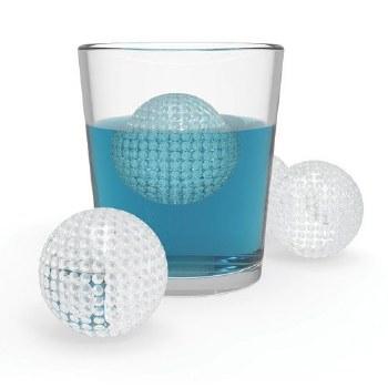 Golf Ball Silicone Ice Mold