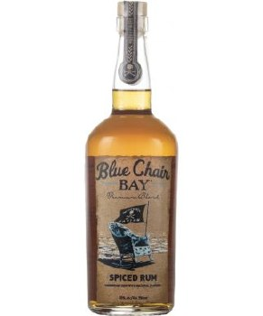 Blue Chair Spiced Rum 750ml