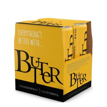 Jam Cellars Butter Chardonnay 4pk 250ml Can