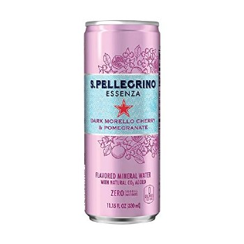 San Pellegrino Dark Cherry & Pomegranate 11.2oz Can