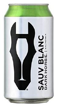 Dark Horse Sauvignon Blanc 375ml Can