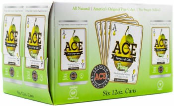 Ace Perry Hard Pear Cider 6pk 12oz Can