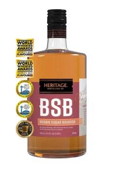 Heritage Brown Sugar Bourbon 750ml