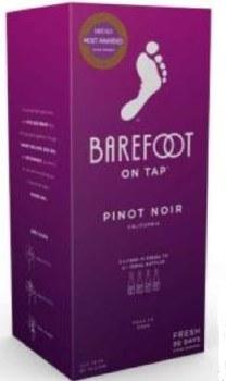 Barefoot On Tap Pinot Noir 3L