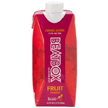 Beatbox Fruit Punch 500ml Box
