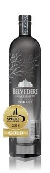 Belvedere Single Estate Rye: Smogory Forest Vodka 750ml