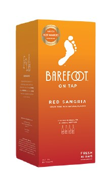 Barefoot Red Sangria 3L