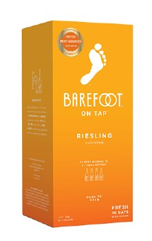 Barefoot Riesling 3L
