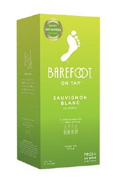 Barefoot Sauvignon Blanc 3L