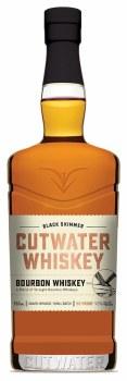 Cutwater Black Simmer American Bourbon Whiskey 750ml