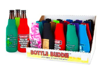 Bottle Buddies (Assorted Colors)