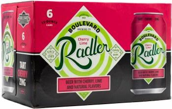 Boulevard Cherry Lime Radler 6pk 12oz Can