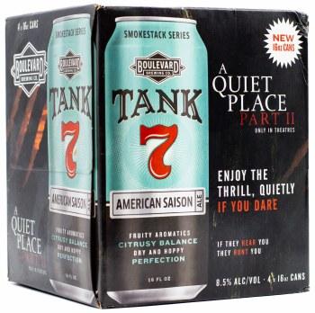 Boulevard Tank 7 American Saison 4pk 16oz Can