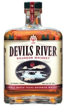 Devils River 90 Proof Small Batch Bourbon Whiskey 750ml