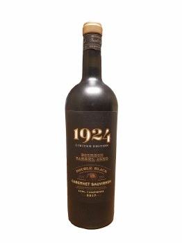 Gnarly Head 1924 Bourbon Barrel Aged Cabernet Sauvignon 750ml