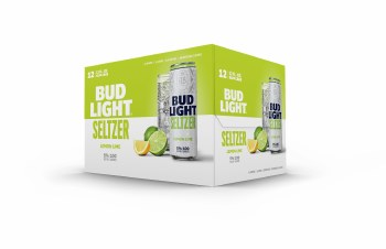 Bud Light Lemon Lime Seltzer 12pk 12oz Can