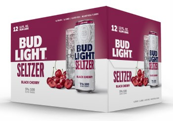 Bud Light Black Cherry Seltzer 12pk 12oz Can