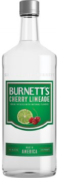Burnetts Cherry Limeade Vodka 750ml