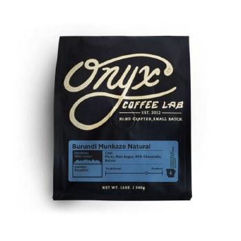 Onyx Coffeee Lab Burundi Munkaze Natural 12oz Bag