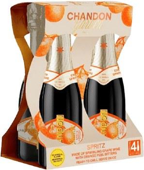 Chandon Garden Spritz 4pk 187ml