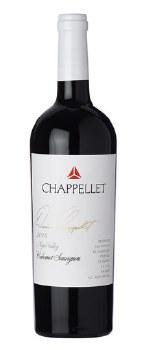 Chappellet Signature Cabernet Sauvignon 750ml