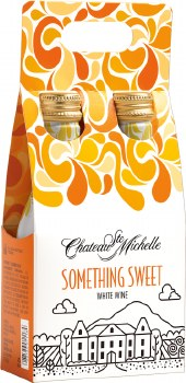 Chateau Ste Michelle Something Sweet White Blend 2pk 250ml