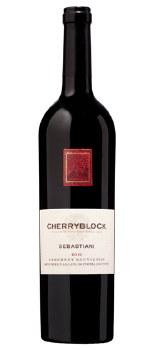 Sebastiani Cherryblock Cabernet Sauvignon 750ml