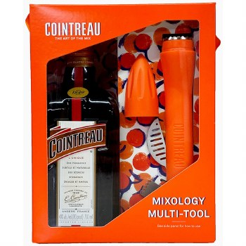 Cointreau Gift Set with MIxology MultiTool 750ml