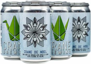 Crane de Noel 6pk 12oz Can