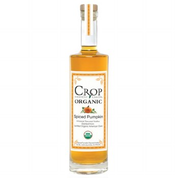 Crop Spiced Pumpkin Vodka 750ml