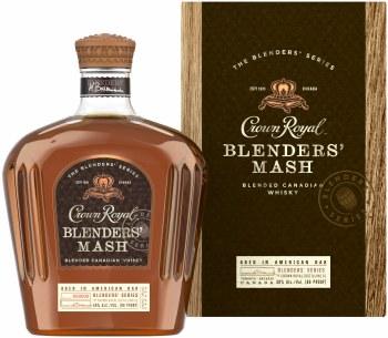 Crown Royal Blenders Series Bourbon Mash 750ml