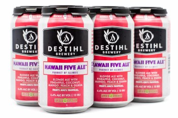 Destihl Hawaii Five Ale 6pk 12oz Can