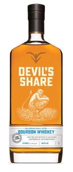 Cutwater Devil's Share Bourbon 750ml