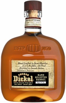 George Dickel 9 Year Hand Selected Barrel 750ml
