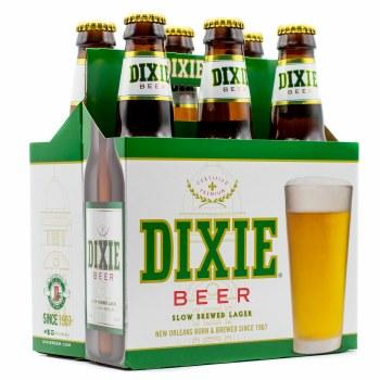 Dixie Beer Dixie Lager 6pk 12oz Btl