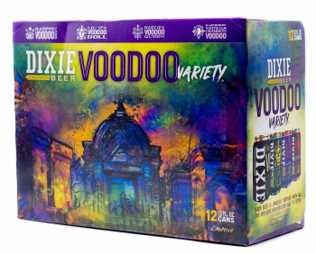 Dixie Beer Voodoo Variety Pack 12pk 12oz Can