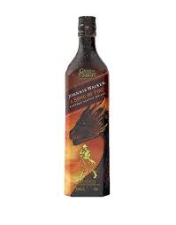 Johnnie Walker A Song of Fire 750ml