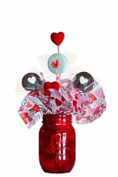 Cupcake Factory Small Valentines Jar/Mug